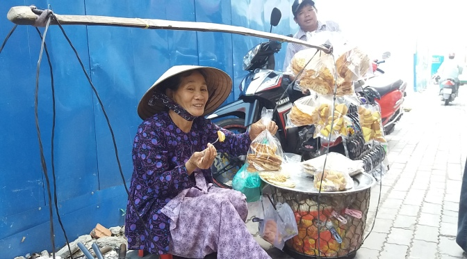Triste disparition de Sister Myriam,… avant Ho Chi Minh … dans les yeux de Maya et Noé !