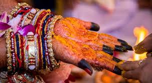 foto bracelet indien mariage