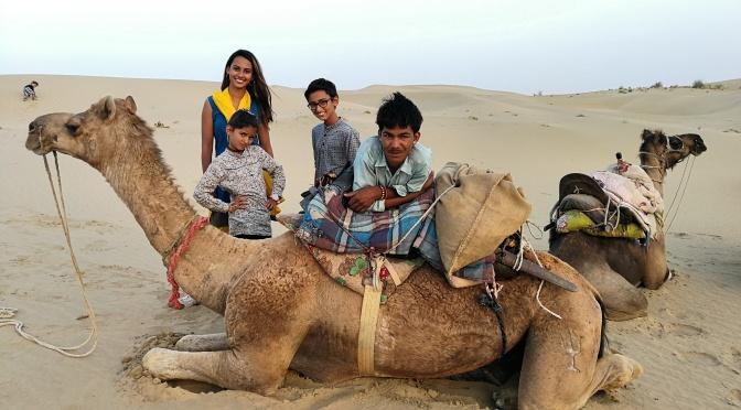 Jaiselmer, aux portes du désert,… Bienvenue au Rajasthan et ses mille photos ! (1ère Partie)