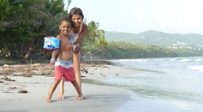 » Nos premiers pas sur Madinina, l'île aux Fleurs «